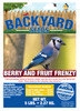 Backyard Seeds Berry 'N Fruit  Frenzy Bird Seed