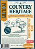 Country Heritage Chick Starter/Grower Crumbled Feed Medicated, 5# Bag