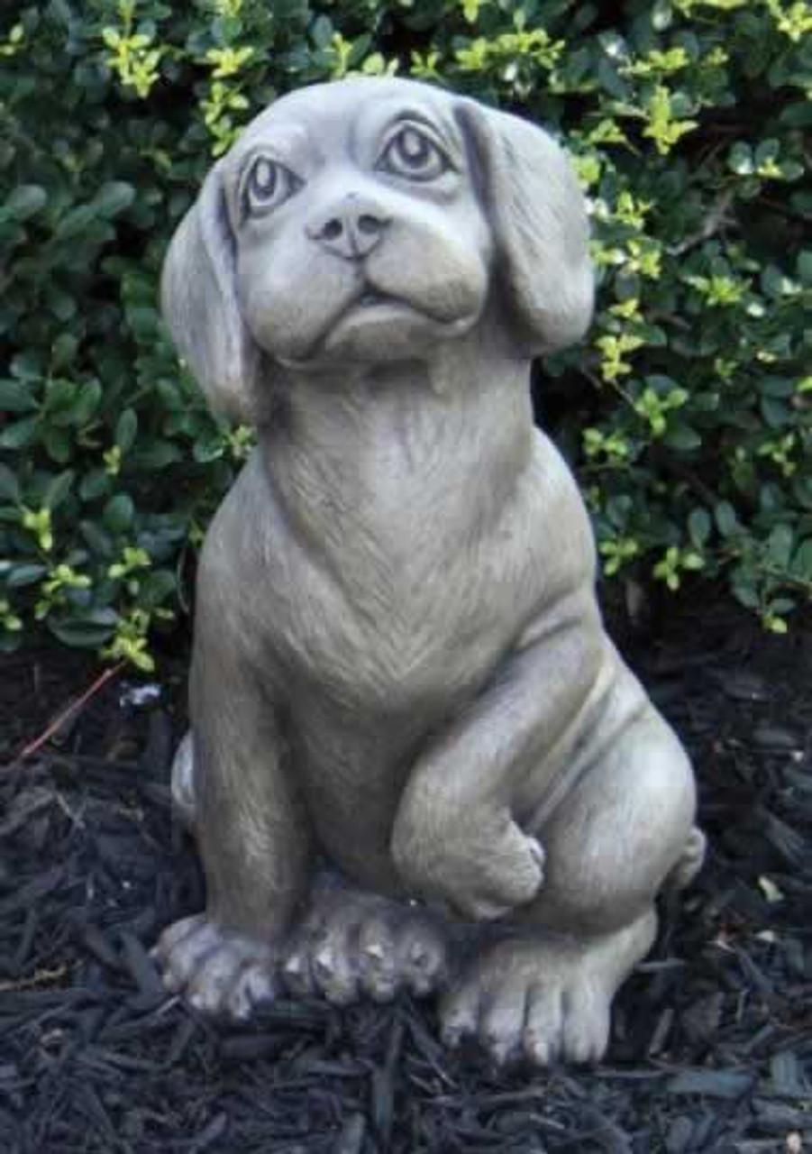 Massarellis Beagle Puppy Garden Statue