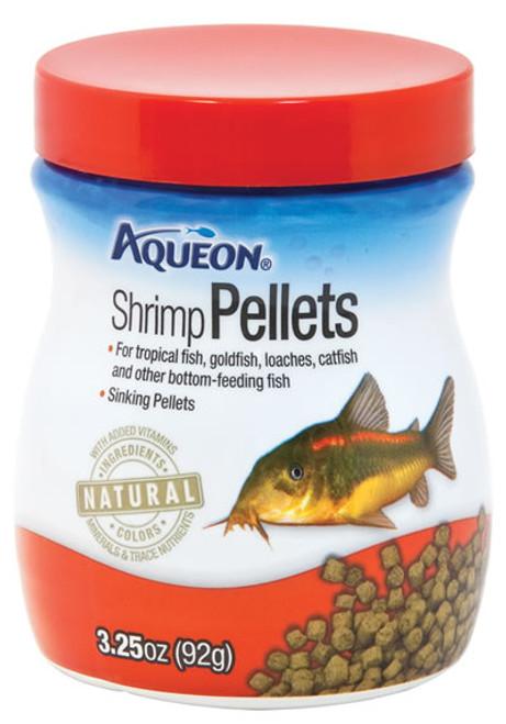 Aqueon Shrimp Pellets, 3.25 Ounce