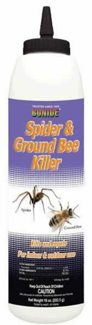 Bonide Spider & Ground Bee Killer Dust 10 Ounces