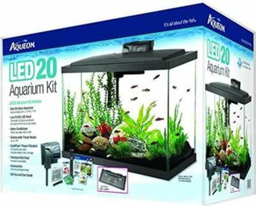 Aqueon LED Aquarium Kit 20 Gallons
