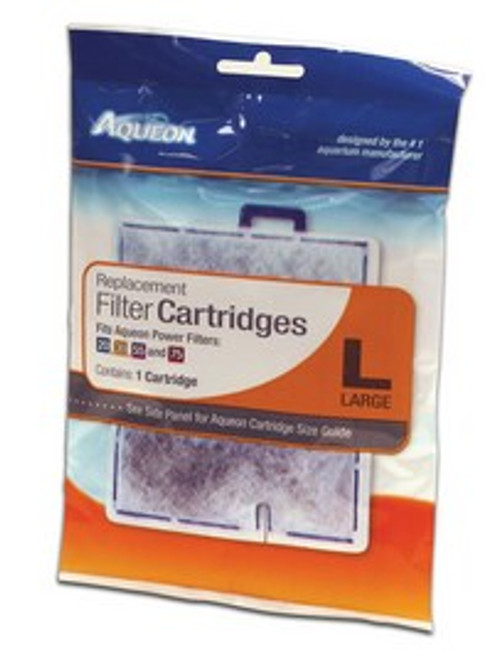 Aqueon Cartridge, Large 1 Pack