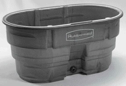 Rubbermaid Stock Tank, 150 Gallon