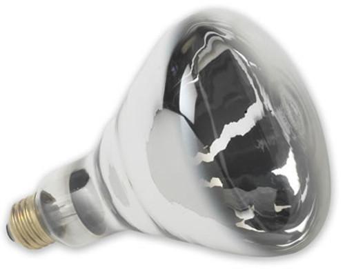 Clear Heat Lamp 125 Watt