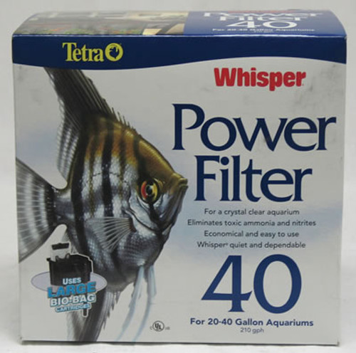 Whisper Power Filters 40