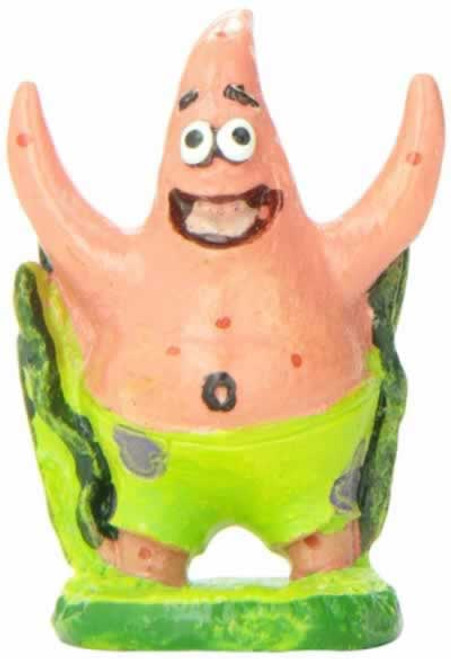 "Penn Plax SpongeBob SquarePants Patrick 2"" Aquarium Ornament"