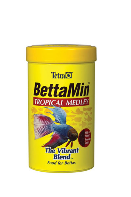 BettaMin Tropical Medley, .81 Oz.