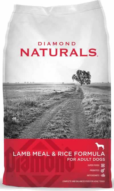 Diamond Natural Dog Food Lamb And Rice