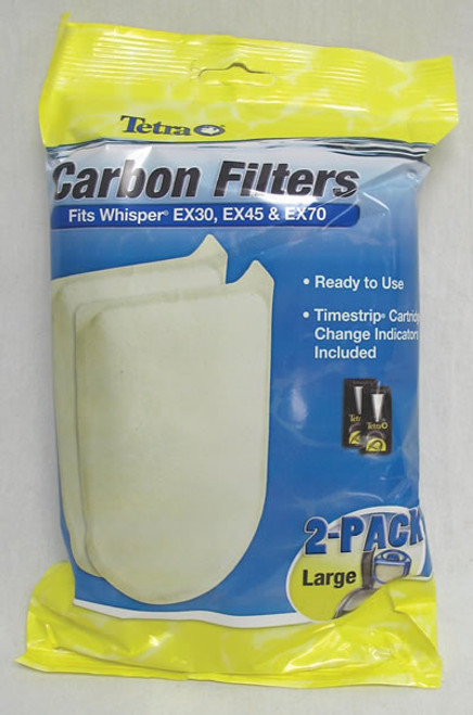 Whisper EX Filter Cartridge Large, 2 Pack