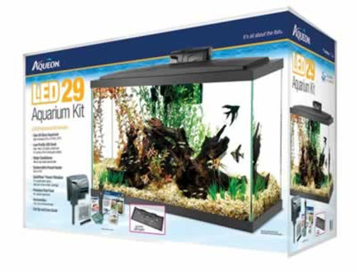 Aqueon LED Aquarium Kit 29 Gallons