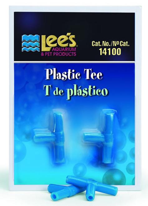 Plastic Tee, 2 Pack