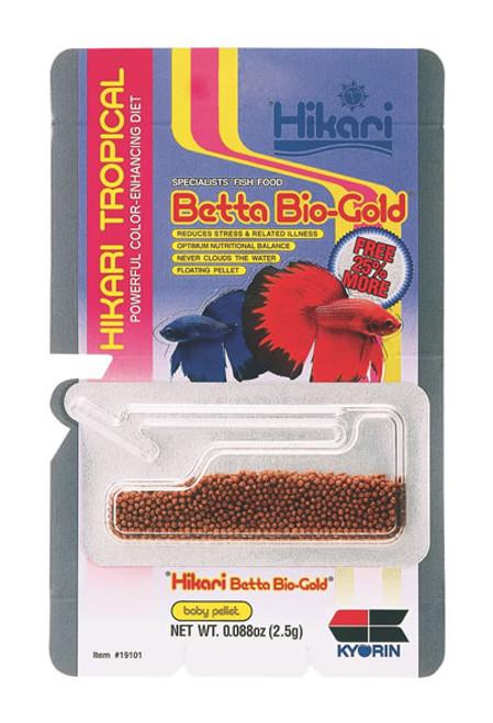 Hikari Betta Bio-Gold, 2 Gram