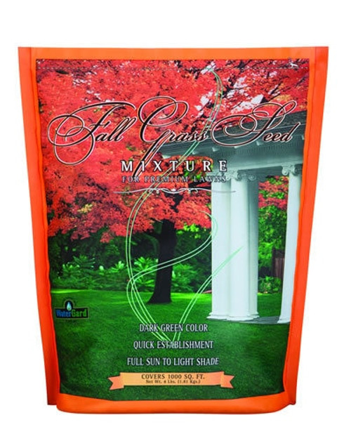 Mountain View Premium Fall Grass Seed Mix, 4 lbs