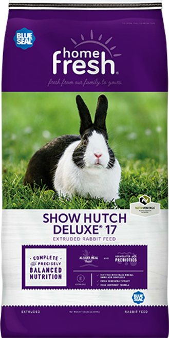 Blue Seal Show Hutch Deluxe Rabbit Food