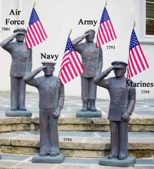Massarellis United States Armed Forces 41 Quot Statue Countrymax
