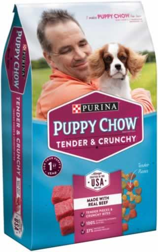 dog chow dog food