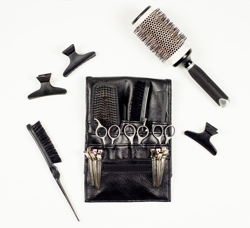 Hair tools not included.