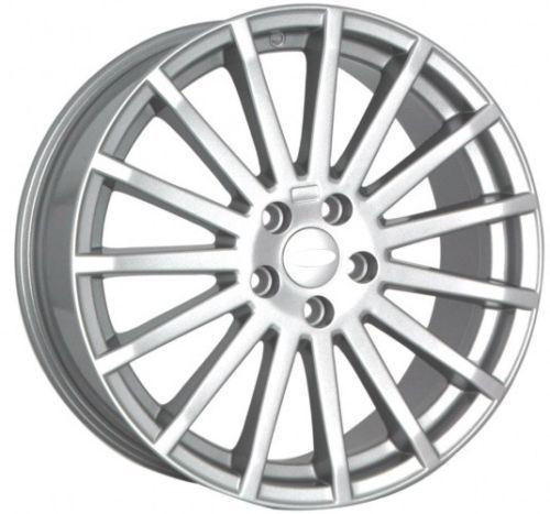 """17""""rs sil Alloy Wheels Ford Focus/Mondeo/Transit Connect/Jaguar/Volvo with tyres"""