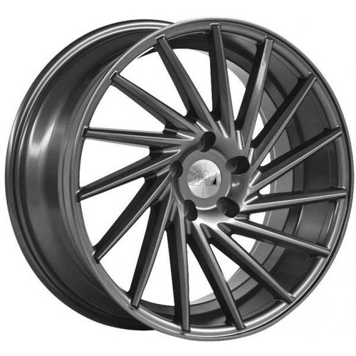 1AV ZX1 Alloy Wheels Grey