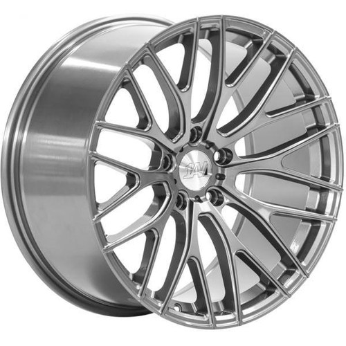 1AV ZX2 Alloy Wheels Grey