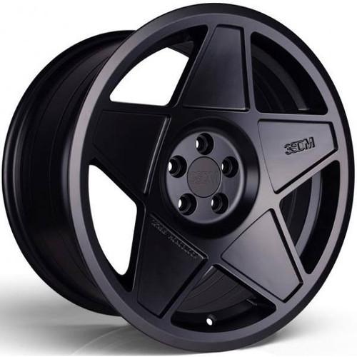 3SDM 0.05 Alloy Wheels Matt Black