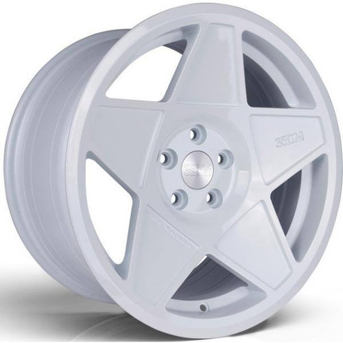 3SDM 0.05 Alloy Wheels White