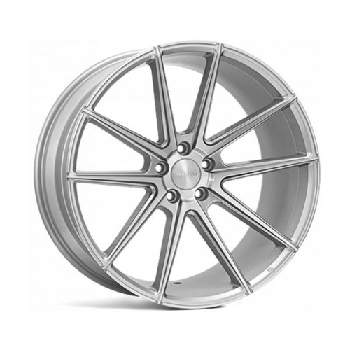 Veemann V-FS4 Alloy Wheels Silver Machined