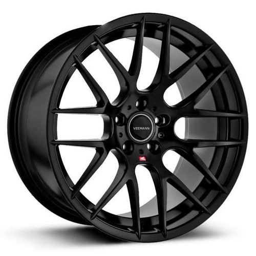 Veemann VC359 Alloy Wheels Full Black