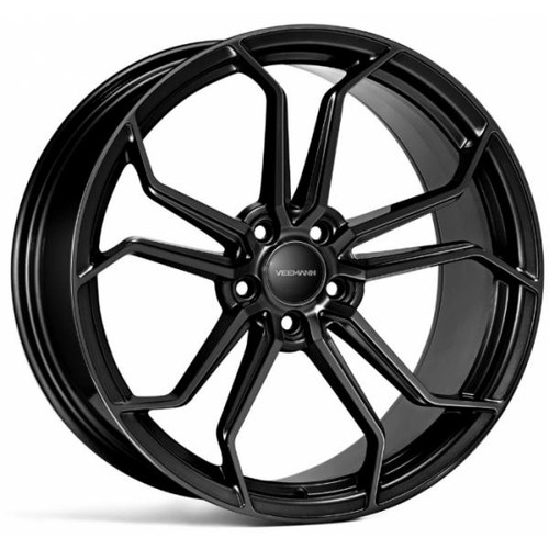 Veemann VC632 Alloy Wheels Gloss Black