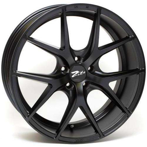 Zito ZF05 Alloy Wheels Satin Black