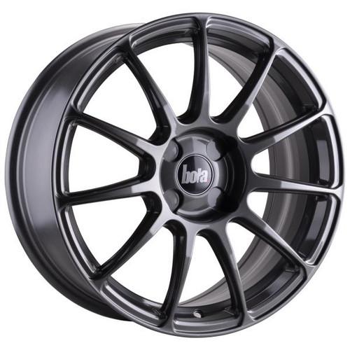 Bola VST Alloy Wheels Gloss Gunmetal