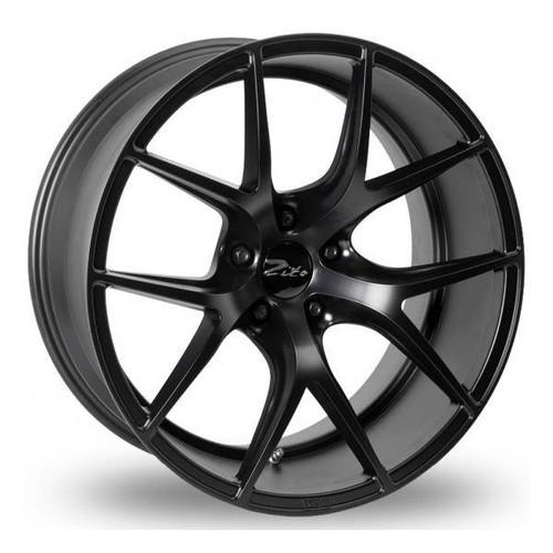 Zito ZS05 Alloy Wheels Matt Black
