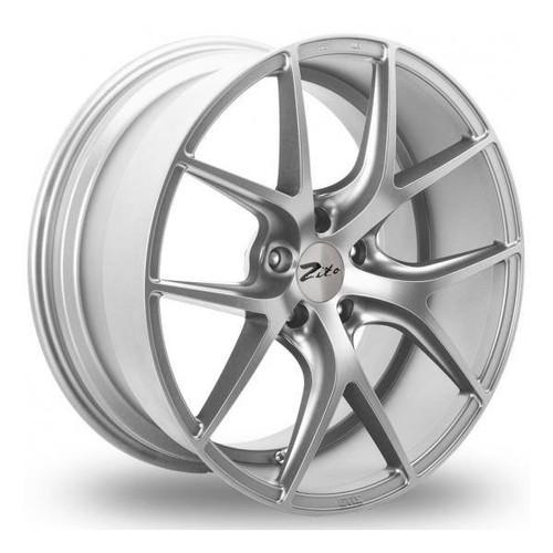Zito ZS05 Alloy Wheels Matt Silver