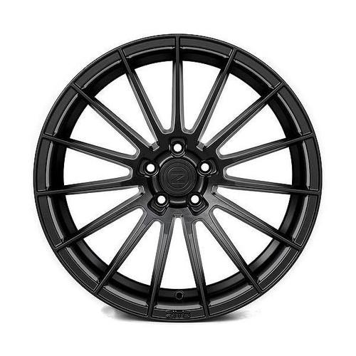 Zito ZS15 Alloy Wheels Satin Black