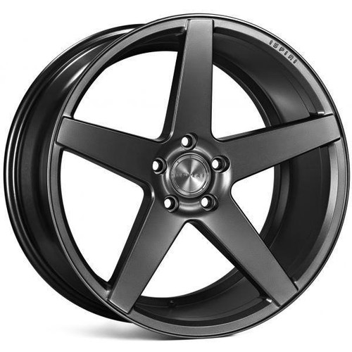 Ispiri ISR5 Alloy Wheels Matt Graphite