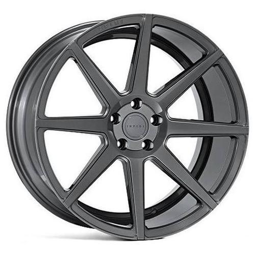 Ispiri ISR8 Alloy Wheels Carbon Graphite