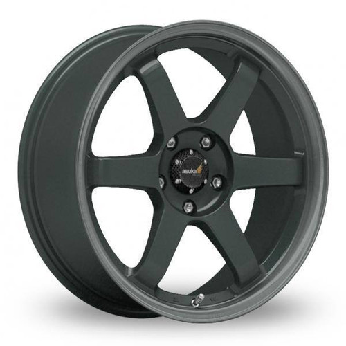 Inovit ST16 Alloy Wheels Gunmetal