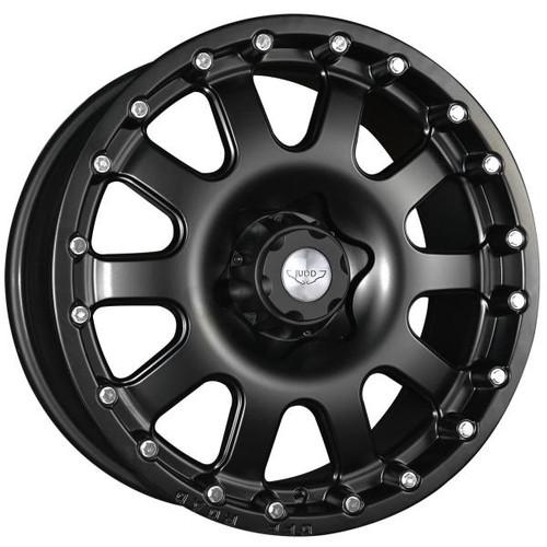 Judd T313 Alloy Wheels Matt Black