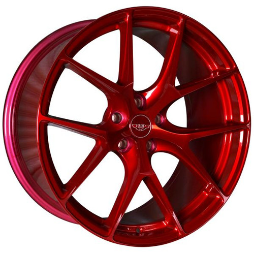 Judd T325 Alloy Wheels Candy Red
