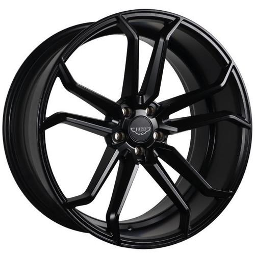 Judd T502 Alloy Wheels Matt Black