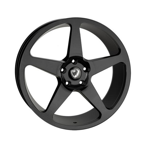 Cades Vulcan Alloy Wheels Gloss Black
