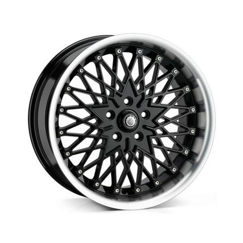 Cades Zeus Alloy Wheels Black