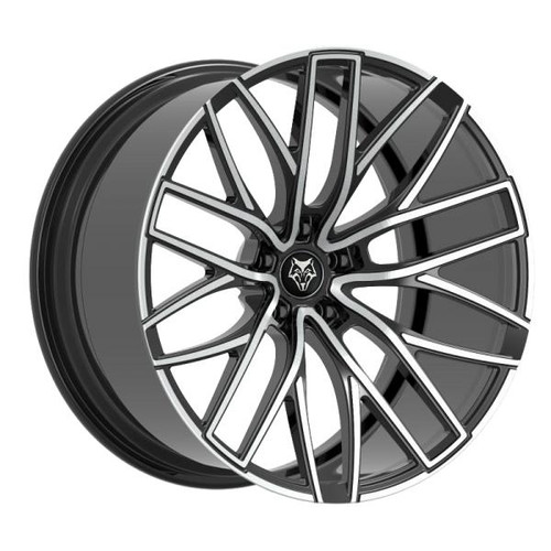 Wolf Design GTP-F (FORGED) Alloy Wheels All Finishes