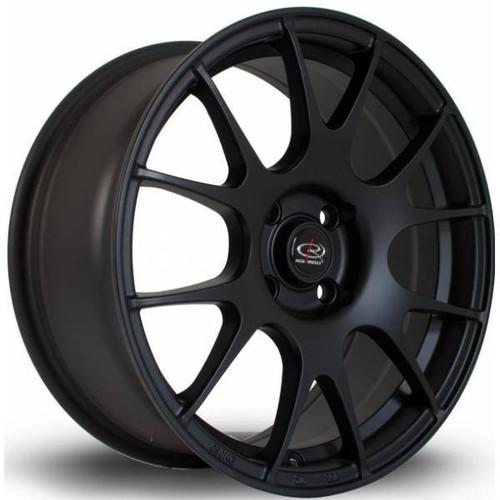 Rota Blitz Alloy Wheels Fblack