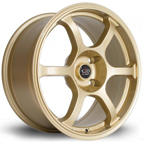 Rota Boost Alloy Wheels Gold