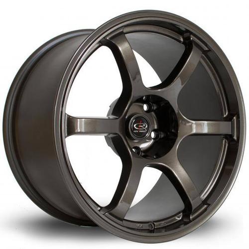 Rota Boost Alloy Wheels Gunmetal