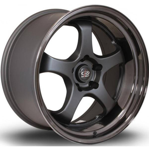 Rota D2EX Alloy Wheels Fgblack