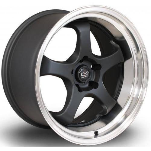 Rota D2EX Alloy Wheels Rlfblack