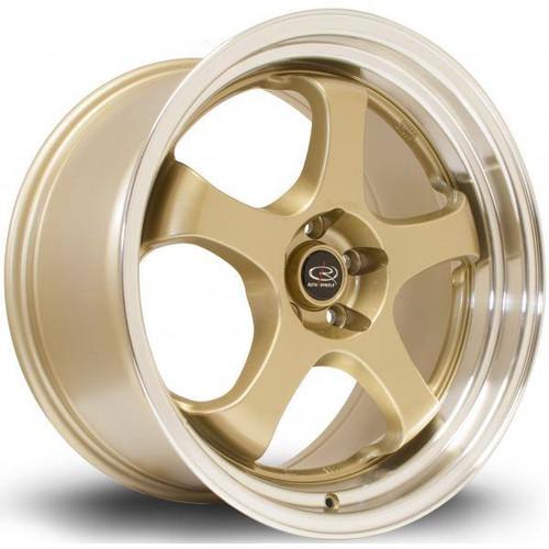 Rota D2EX Alloy Wheels Rlgold